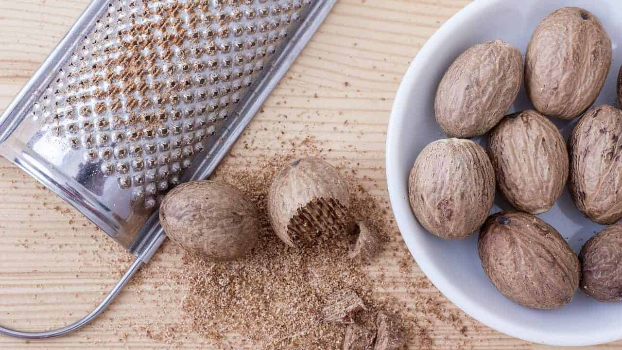 What is Nutmeg Spice?