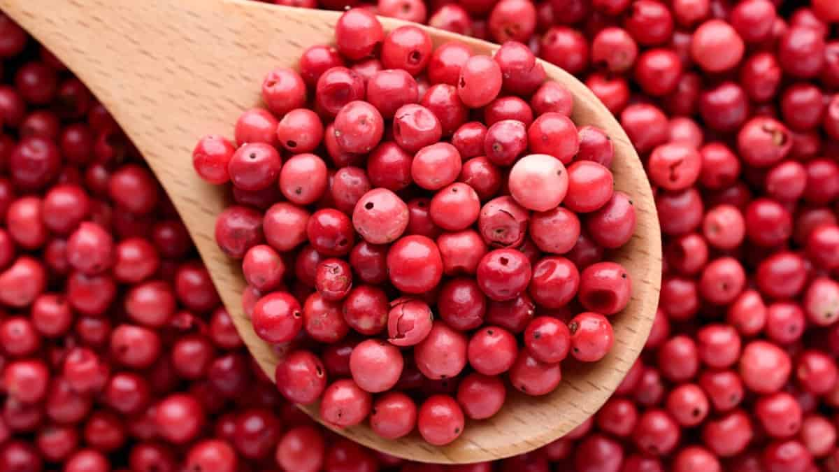 What is Pink Peppercorn Spice?