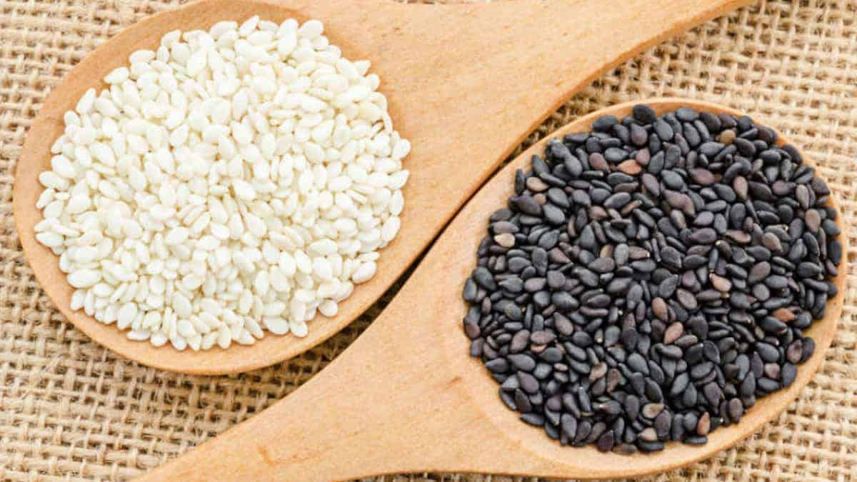 What is Sesame Seed Spice?