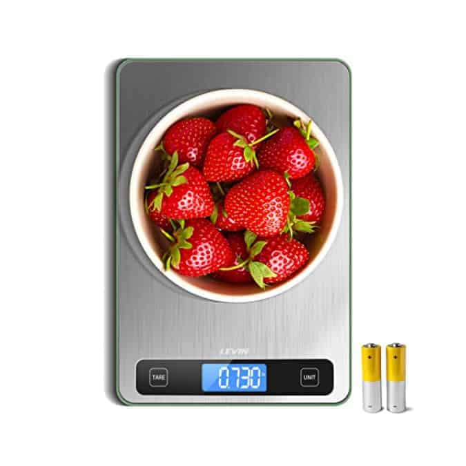 Levin Professional Digital Kitchen Scale