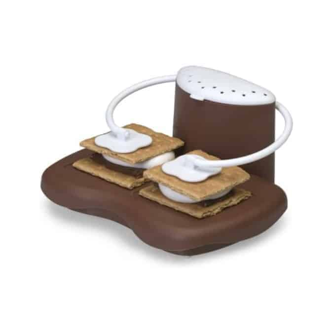 Microwave Indoor S'mores Maker
